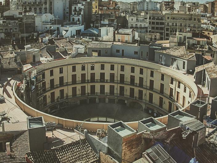 Foto Plaza Redonda Valencia